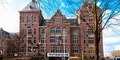 Het Tropenmuseum, Amsterdam.