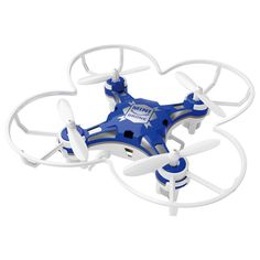 Mini RC Quadcopter 2.4G 4CH 6-Axis Gyro RC Drone Dron Pocket Quadcopter Aircraft Toy RTF Drones with 360 Degree Rolling Function  #Drone #AerialPhotography #Travel #Quadcopters #TheDroneHut