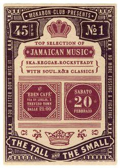 Top Selecction of Jamaican Music by Nicolò Giacomin