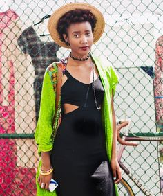 Brooklyn Flea NYC - Street Style - Weekend Outfits | Check out the great street style at NYC's Brooklyn Flea on Refinery29.com. #refinery29 http://www.refinery29.com/brooklyn-flea-nyc