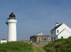 Davaar Light, Campbeltown,Scotland: Argyll and Bute