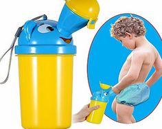 ONEDONE Portable Baby Child Potty Urinal Emergency Toilet for Camping Car Travel and Kid Potty Pee Training  No description (Barcode EAN = 0694263117676). http://www.comparestoreprices.co.uk/latest2/onedone-portable-baby-child-potty-urinal-emergency-toilet-for-camping-car-travel-and-kid-potty-pee-training-.asp