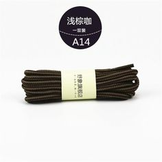 Wholesale Fashion Brand Poyester Sneaker Shoe Lace Double Striped Braid Round Shoelaces Top Quality 70-90-120-150cm*0.4cm