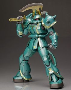 GUNDAM GUY: P-Bandai Online Hobby Shop Exclusive: MG 1/100 Zaku II (Dozle Zabi Custom) - Review by Schizophonic9 Part 2 Gundam Custom Build, Hobby Shop, Gundam Model, Mobile Suit, Plastic Models, Badass, Concept Art, Action Figures, Robots