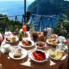 Good morning, enjoy enjoy summer day. #breakfast #summer #luxury