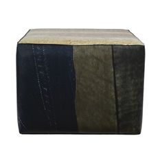 Madison 111 - Ottoman - Shop #Sustainable #Ottoman #Furniture #Recycled #MadeInNY #Billboard
