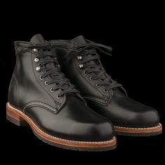 UNIONMADE - wolverine - Evans Boot in Black $400