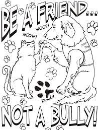 Upstander Coloring Page Black And White
