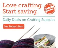 Save on Yarn and Fabric with Craftsy
