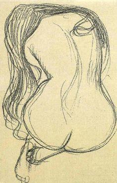 GUSTAV KLIMT, woman