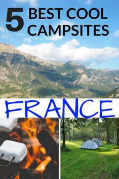 The Best Small Cool Campsites in France – WhodoIdo: Take a road trip and explore the beautiful countryside of France. Stay at these small cool camp sites in France and wake up to beautiful views of the countryside. A camping trip to remember! Camping France, France Travel, France Europe, Camping Spots, Go Camping, Winter Camping, Camping Cabins, Camping Hammock, Camping Places