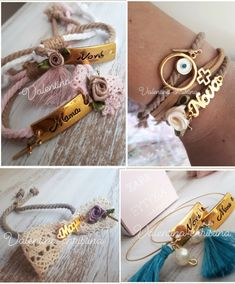 Christening Bracelets, Diy And Crafts, Wedding Decorations, Baby Shower, Child, Necklaces, Jewelry, Business, Board
