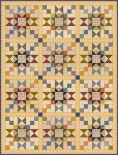 arrowhead quilt