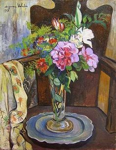 Suzanne Valadon - Flowers