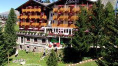 Panorama Hotel Alphubel in Saas-Fee, Switzerland