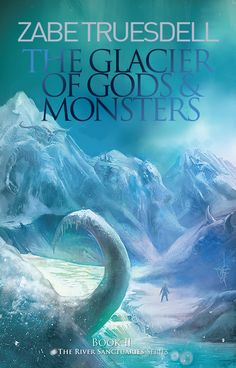 "Pre-orders are available for the sequel to ""Waking Up Dead""! ""The Glacier of Gods and Monsters"" releases Friday, 11/7!"