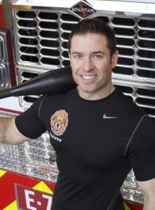 TACFIT FireFighter is a comprehensive Firefighter Fitness and Firefighter Workout program designed b Fitness Nutrition, Fitness Goals, Hot Firefighters, Firefighter Workout, Men In Uniform, Famous Last Words, Stay In Shape, Ways To Lose Weight, Workout Programs