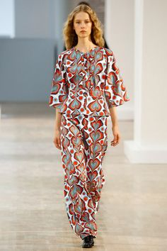 See the Lemaire spring/summer 2016 collection. Click through for full gallery at vogue.co.uk