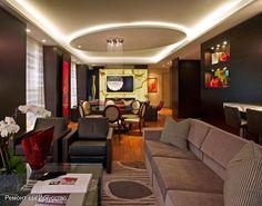 Красивый и теплый интерьер квартиры в Нью-Йорке от Pepe Calderin Design.