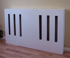 Radiator covers (radiator cabinets) by Coverscreen UK