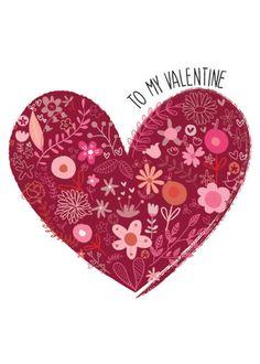 Gina Lorena Maldonado - To My Valentine - GM