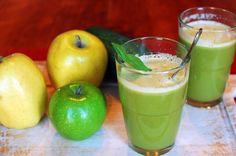 Juicing Recipes: Green Goblin's Apple Juice!   Healthy Ideas for Kids