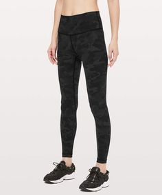 3af01cfcb5b958 Lululemon Wunder Under High-Rise Tight *Full-On Luxtreme 28 Lulu Pants,