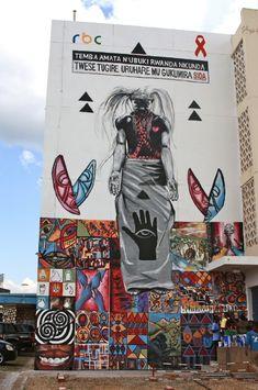 Freddy Sam - Rest of Africa: Madagascar - Graffiti South Africa