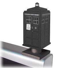 50th Anniversary Tardis Monitor Mate!  #DoctorWho #Tardis (http://www.thenerdbox.com/doctor-who-50th-anniversary-tardis-monitor-mate/)
