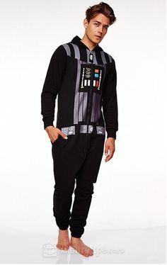 Star Wars Darth Vader Men's Adult Onesie | Men's | at Mighty Ape Australia