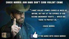 Walker Texas ranger speaks the truth