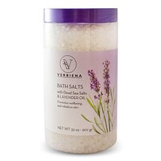 Dead Sea Salt With Lavender Essential Oil Epsom Bath Salt With Dead Sea Salt Minerals *** To view further for this item, visit the image link.