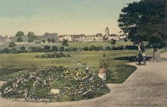 Old London, West London, Acton London, Brentford, London History, Beautiful Park, Past, Dolores Park, Black And White
