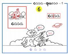 Orientación Andújar: Nueva entrega Completo método de lectoescritura paso a paso letras c-q