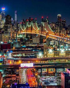 The Colors of New York City <3   Credit: @v_baobab_v