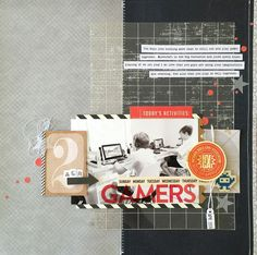 Layout by Jot Girl S