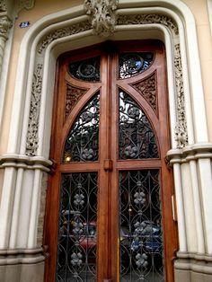 Coleção portas-Barcelona