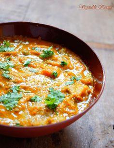 Vegetable Korma – Spice&Sugar Bliss