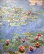 Water Lilies 43 - Claude Oscar Monet - www.claudemonetgallery.org