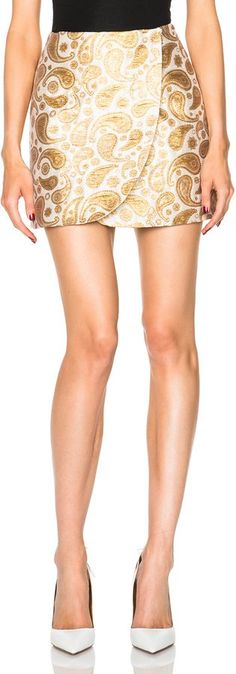Pin for Later: 34 Wrap Skirts to Get All Tied Up in This Spring  Stella McCartney Beth Skirt ($780)