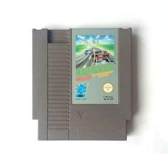 #nes #8bit #nintendo #nintendoentertainmentsystem #8bitar #radracer #racinggame Nintendo Entertainment System, Nes Games, Mega Man, Super Nintendo, 8 Bit