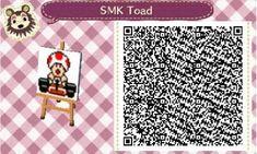 Animal Crossing New Leaf QR Codes - General Patterns