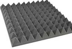Akustik Piramit Sünger  #akustiksunger #piramitsunger #sesyalitimsungeri #acousticfoam #foam