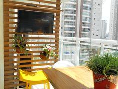 Técnicas para que hagas más privado el balcón de tu casa