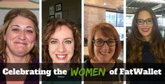 Womens History Month: Celebrating the Women Behind FatWallet