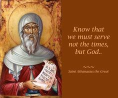 May 2019 ~ Saint of the Week St. St Athanasius, Early Church Fathers, Christ The King, Saint Quotes, Catholic Quotes, Spiritual Wisdom, Catholic Saints, Blessed Mother, Christian Quotes