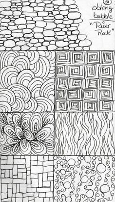 Drawing Ideas Simple Doodles Tangle Patterns 16 Best Ideas Drawing Zentangle Patterns Doodle Patterns Doodle Designs