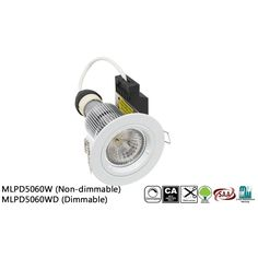 """#Led #downlight - Primary 5000K Fixed  """"The Primary LED down light kit is the perfect solution for a household that wants to have incredibly efficient LEDs with the ability to interchange the globes as they see fit.  Features:  1. Advanced die-cast heat sink diffusion 2. High quality aluminium construction """" Led Down Lights, Downlights, Globes, Diffuser, Household, Sink, Construction, Lighting, Sink Tops"""