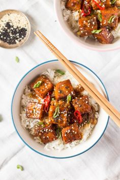 Vegan Black Pepper Tofu | The Green Loot #vegan #healthy