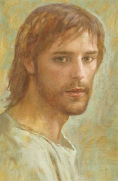 Lds Pictures, Jesus Loves Us, Pictures Of Jesus Christ, Our Father In Heaven, Religion Catolica, Jesus Painting, Jesus Art, In Christ Alone, Anime Music